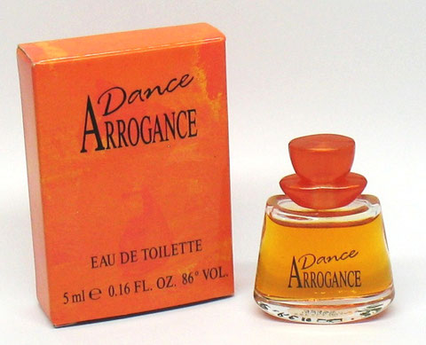 DANCE ARROGANCE : EAU DE TOILETTE  5 ML