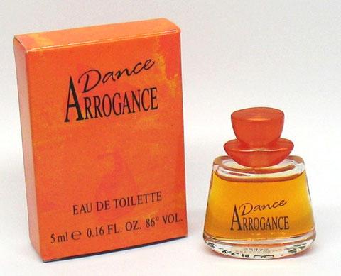 DANCE ARROGANCE : EAU DE TOILETTE  5 ML