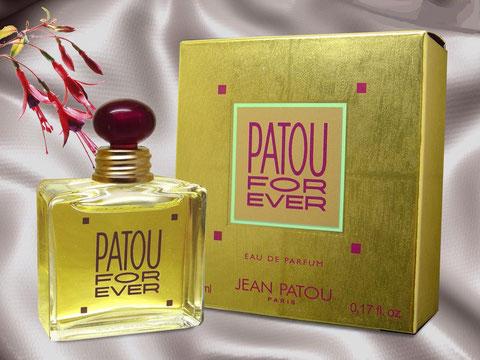 PATOU FOR EVER - MINIATURE EAU DE PARFUM 5 ML