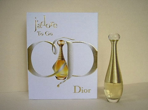 J'ADORE TO GO - OR 15 ML