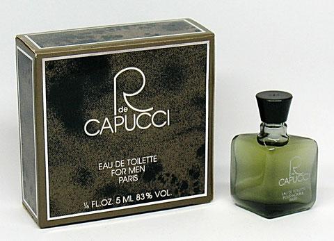 CAPUCCI - R de CAPUCCI : EAU DE TOILETTE FOR MEN 5 ML