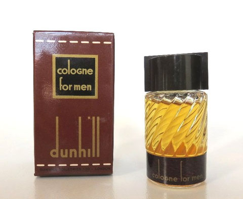 DUNHILL - COLOGNE FOR MEN : ANCIENNE MINIATURE