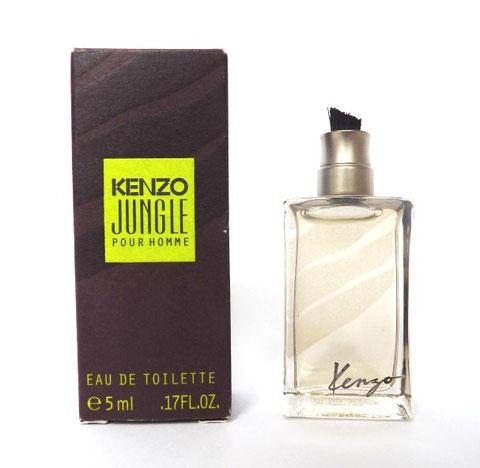 KENZO JUNGLE POUR HOMME - EAU DE TOILETTE 5 ML