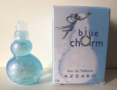 AZZARO BLUE CHARM - EAU DE TOILETTE 4 ML