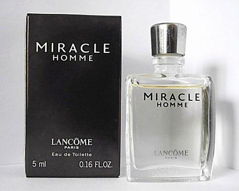 MIRACLE HOMME - EAU DE TOILETTE 5 ML