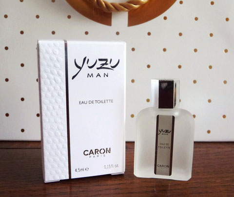YUZU MAN - EAU DE TOILETTE 4,5 ML