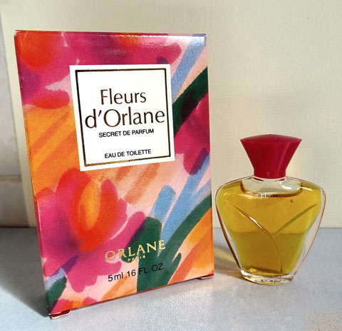 ORLANE - FLEURS D'ORLANE : EAU DE TOILETTE 5 ML