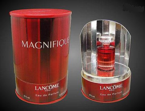 MAGNIFIQUE - PRESENTATION LUXUEUSE DE LA MINIATURE EAU DE PARFUM 5 ML