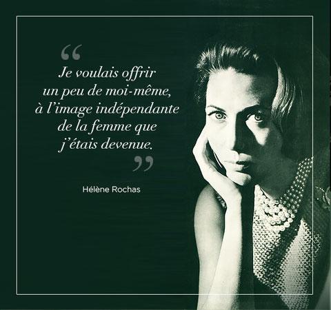 MADAME HELENE ROCHAS