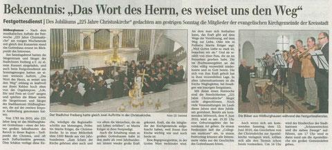 "07.06.2010 ""Freies Wort"""