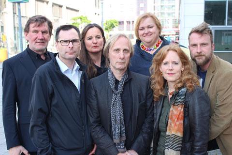 Die Schreibkräfte 2014