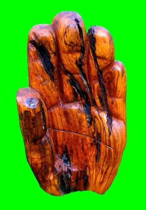 Hauteur : 60cm - Largeur : 30cm - Profondeur : 10cm - Collection Privée (France)