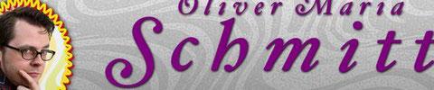 Website-Adresse von Oliver Maria Schmitt