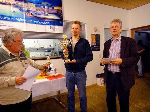 Foto von Thomas Fischer aus Steinen- Sieger im Rapid-Open Rheinfeldn 2012