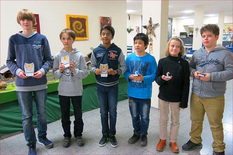 Foto von Simone Rufli, NFZ: Sieger U16 und U12
