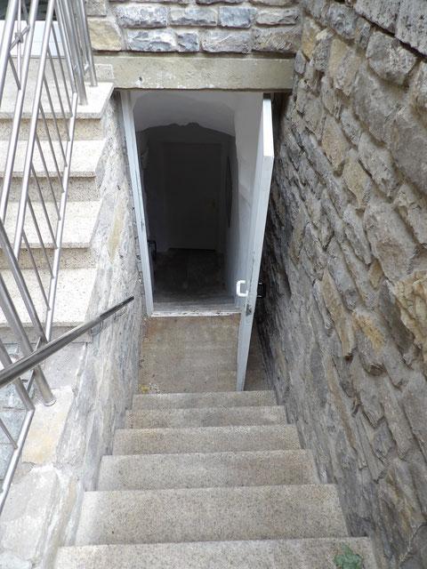 Hinab in den Keller 1
