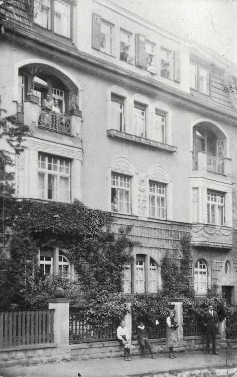 Neutorstraße Nr. 36 in der Vorkriegszeit