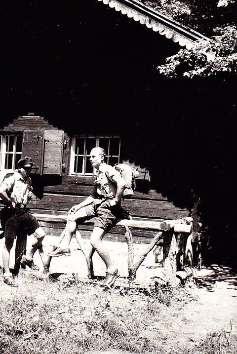 Fichtenbusch 1935