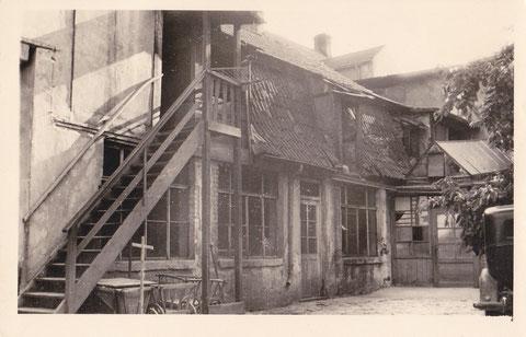 Die alte Glaserwerkstatt