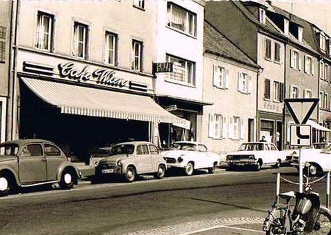 Cafe Wien in der Bauerngasse
