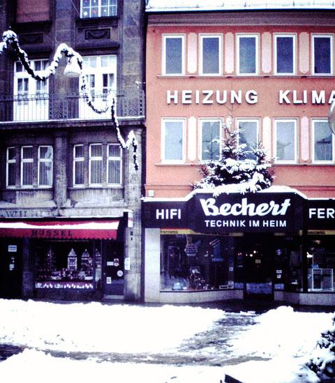 25.12.1981 - Danke an Christel Feyh