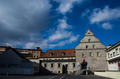 Altes Schrannengebäude (Sparkasse)