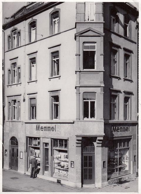 Ecke Albrecht-Dürer-Platz / Schultesstraße