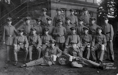 5. Korps 1915