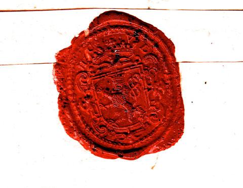 Das Siegel des Briefes
