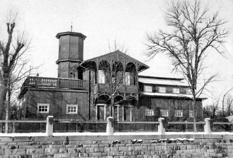 Altes Bootshaus (heute Johanniter)