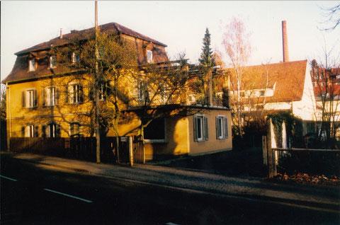 Wohnhaus Molkerei Trinklein