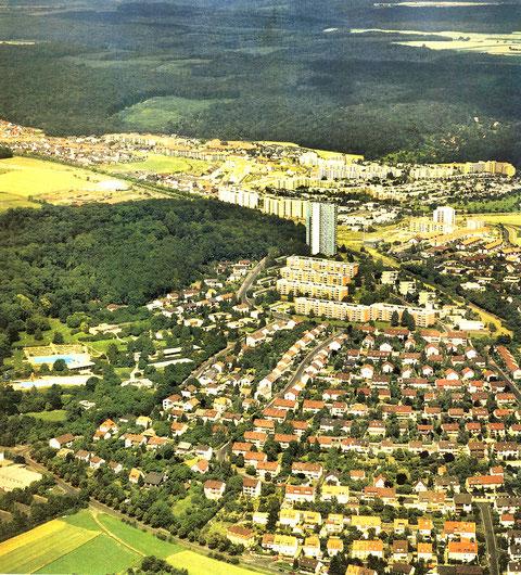 Stadtteil Steinberg