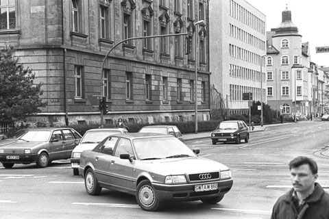 in den 1990ern - Foto: Lazlo Ruppert