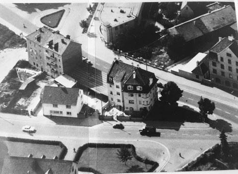Ecke Niederwerrner Str. / Friedrich-Ebert-Str.
