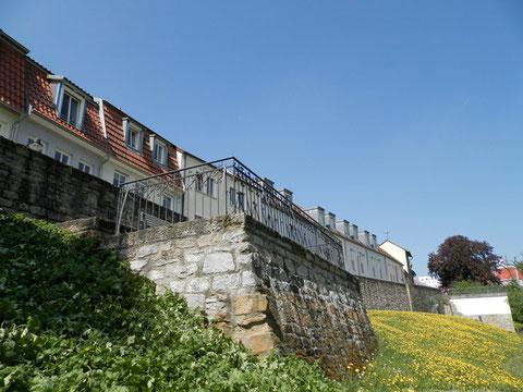 Am Oberen Wall - Wiesenhüterturm