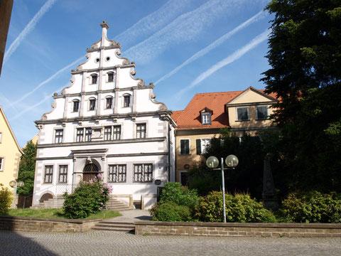 Altes Gymnasium (Stadtmuseum) und Stadtschreiberhaus