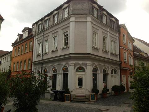 Ecke Petersgasse/Rosengasse