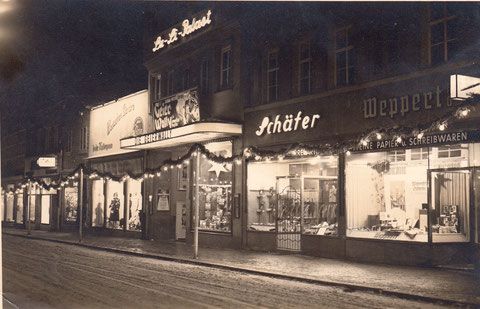 Spitalstraße 12, Luli-Palast-Kino, 1956 - Danke an Frau Brigitte Pollak