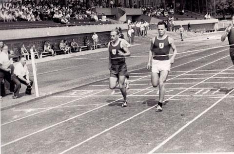 Bayerische Polizeimeisterschaften 1959 - Danke an Manfred Kraus