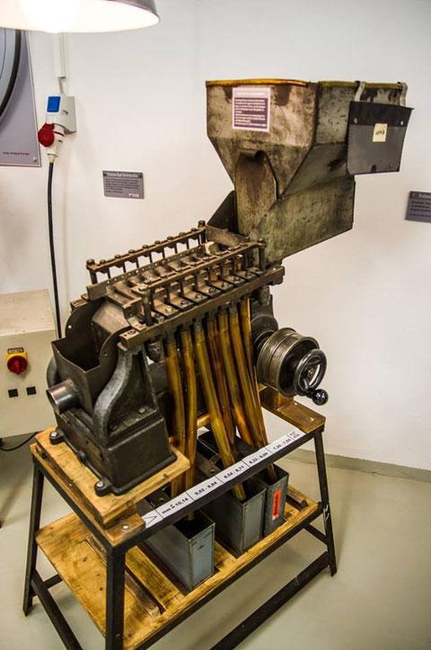 Grobsortiermaschine