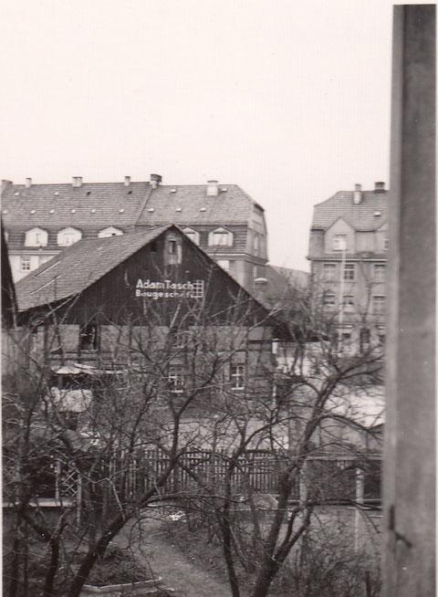 ca. 1940 - Adam Tasch hatte seinen Sitz in der Wilhelmstraße 33