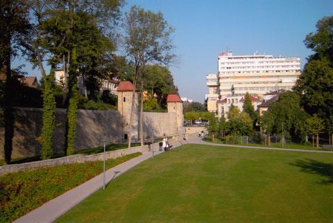 Am Unteren Wall um 2012
