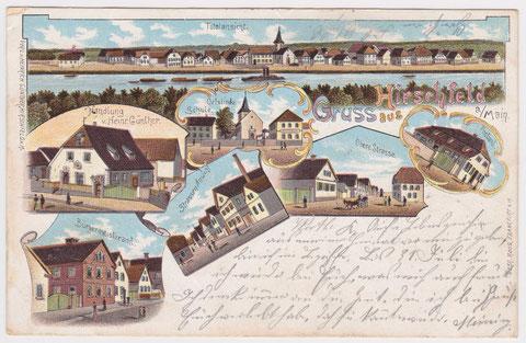 Hirschfeld 1906 - Vielen Dank an Herrn Robert Knaup