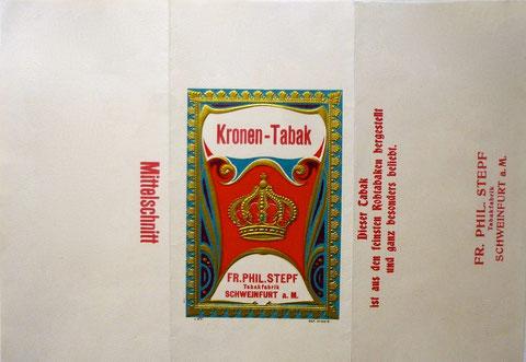 Tabakschachtel ca. 1930