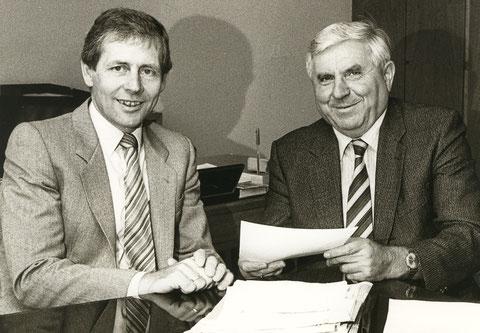 Kurt Petzold und Herbert Müller