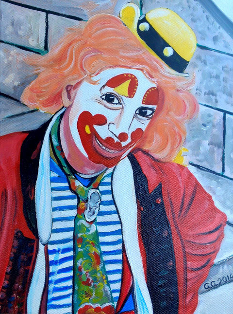 Clown II