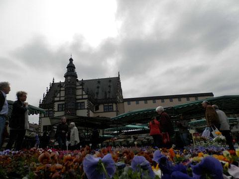 Marktplatz April 2013