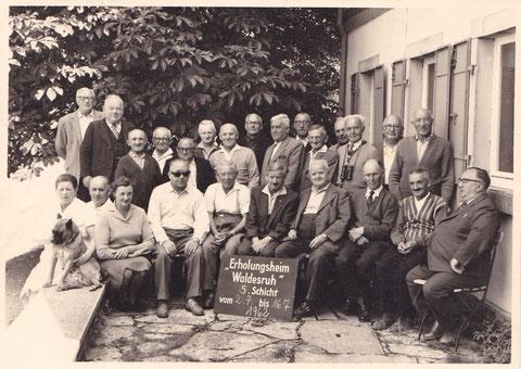 Waldesruh 1962