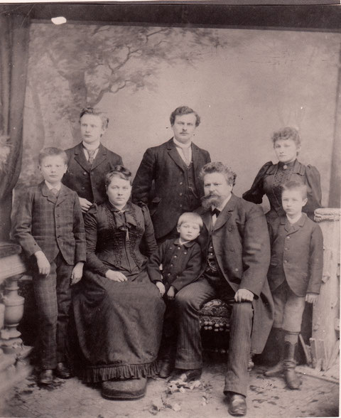 Familie Simon Brändlein