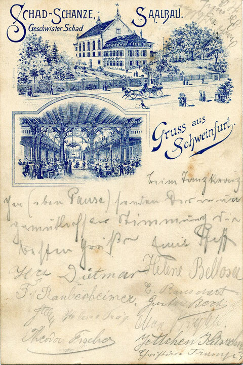 1898 - Danke an Peter Wiegand